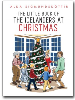 The Little Book of the Icelanders at Christmas cover