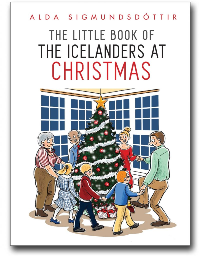 Little Book Icelanders at Christmas
